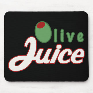 Olive Juice Mousepad