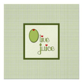 Olive Juice Photograph