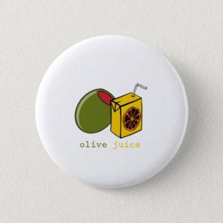 Olive Juice Pinback Button