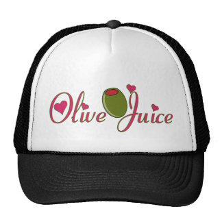 Olive Juice Trucker Hat