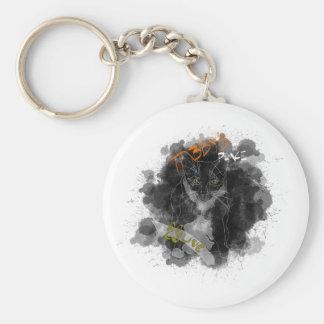 Olive keychain