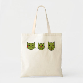 Olive Kitties Trusty Everything Tote