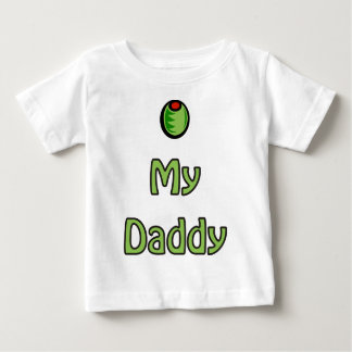 Olive My Daddy Baby T-Shirt