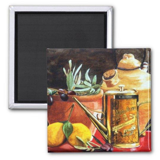 Olive Oil Magnet