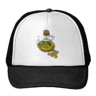 Olive Oil Trucker Hat