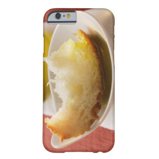 Olive oil with white bread barely there iPhone 6 case