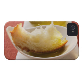Olive oil with white bread iPhone 4 case