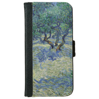 Olive Orchard by Vincent Van Gogh iPhone 6/6s Wallet Case