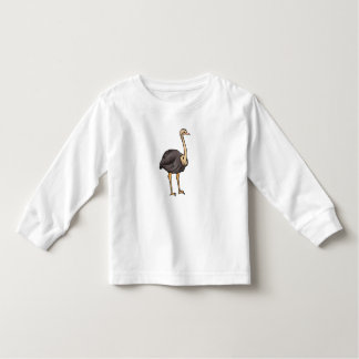 Olive Ostrich Toddler T-shirt