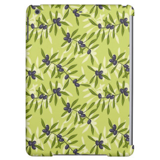 Olive Pattern iPad Air Case