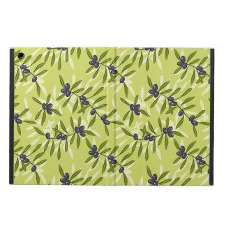 Olive Pattern iPad Air Cover