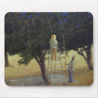 Olive Pickers 1985 Mouse Pad
