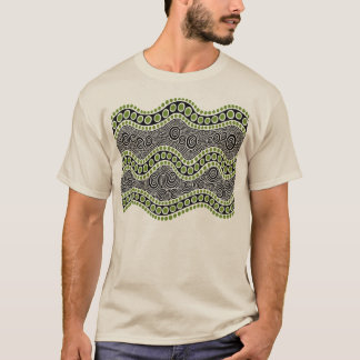 Olive Stripe T-Shirt