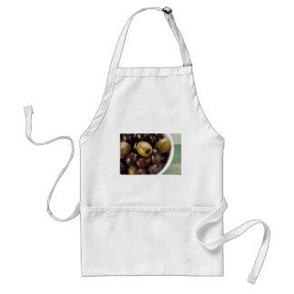 Olive Tapas Apron