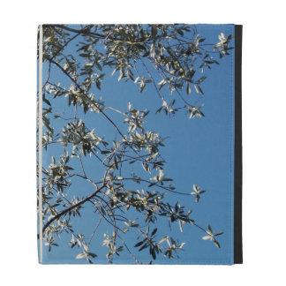 olive tree iPad folio cases