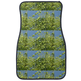 Olive Tree in Israel Car Floor Mat
