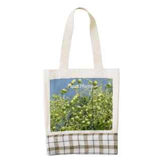 Olive Tree in Israel Zazzle HEART Tote Bag
