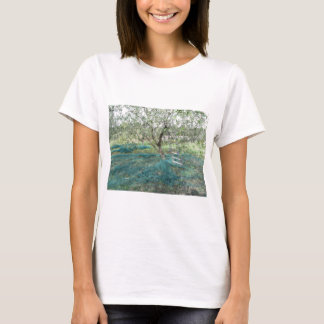 Olive tree in the garden T-Shirt