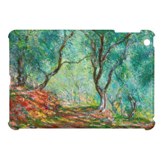 Olive Tree Wood in the Moreno Garden, 1884 Cover For The iPad Mini
