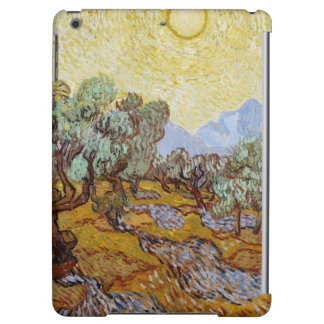 Olive Trees, 1889 (oil on canvas) iPad Air Cover