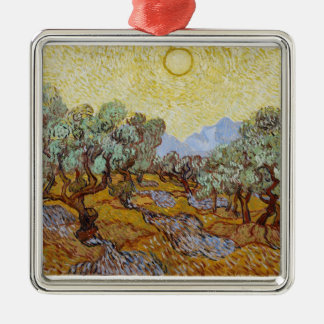 Olive Trees, 1889 (oil on canvas) Ornament