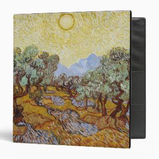 Olive Trees, 1889 (oil on canvas) Vinyl Binders