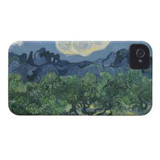 Olive Trees Barely There™ iPhone 4 iPhone 4 Case-Mate Case