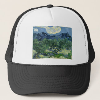 Olive Trees by Van Gogh Trucker Hat