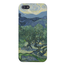 Olive Trees Cover For iPhone SE/5/5s