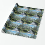 OLIVE TREES IN RIMAGGIO WRAPPING PAPER