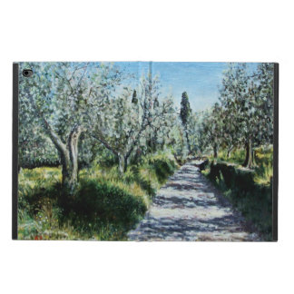 OLIVE TREES IN TUSCANY POWIS iPad AIR 2 CASE
