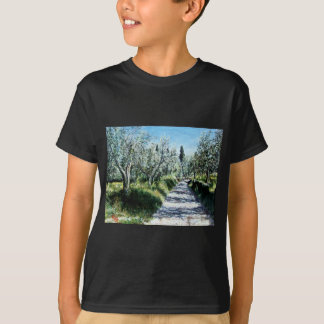 OLIVE TREES IN TUSCANY T-Shirt