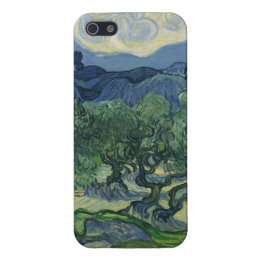 Olive Trees iPhone SE/5/5s Case