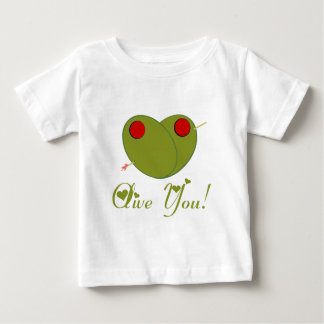 Olive You! Baby T-Shirt