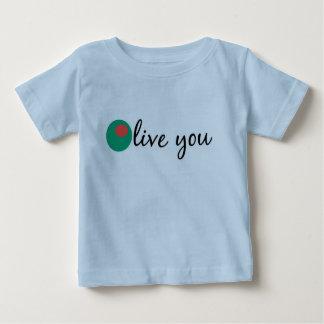 Olive You Infant T-shirt