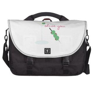 Olive You Bag For Laptop