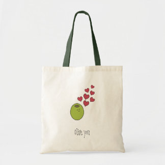 """""""Olive You"""" Tote Bag"""