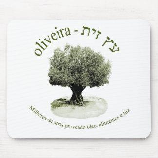 Oliveira, luz del óleo e del provendo de Milhares  Alfombrilla De Ratón