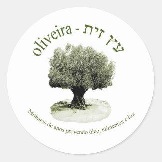 Oliveira, Milhares de anos provendo óleo e luz Stickers
