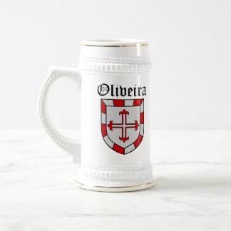 Oliveira Shield Mug