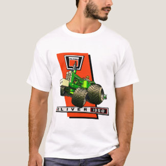 Oliver 1950 Tractor T-Shirt