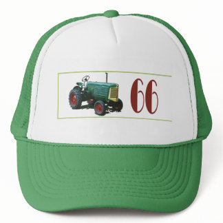 Oliver 66 trucker hat