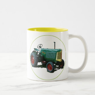 Oliver 66 Two-Tone coffee mug