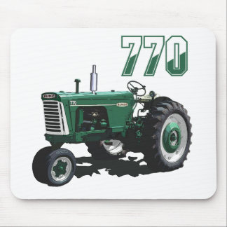 Oliver 770 mouse pad
