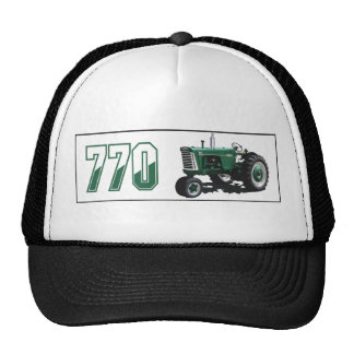 Oliver 770 trucker hat