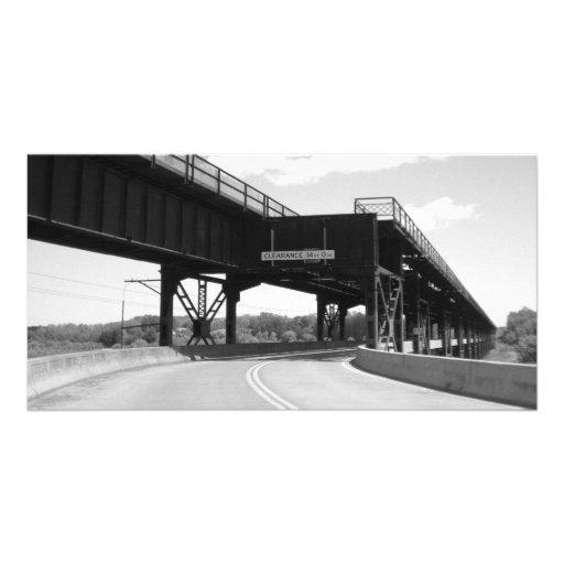 Oliver Bridge Customized Photo Card