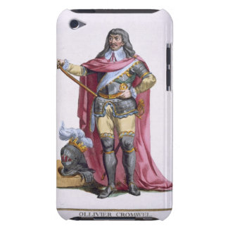 Oliver Cromwell (1599-1658) 1780 (engravi iPod Touch Funda