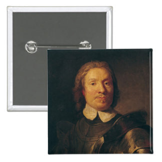 Oliver Cromwell Pinback Buttons