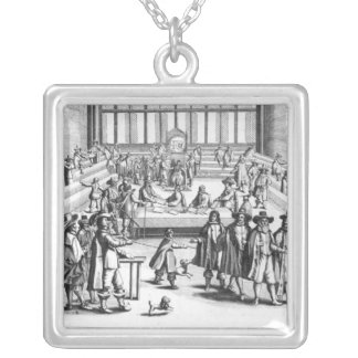 Oliver Cromwell Dissolving The Parliament Pendants