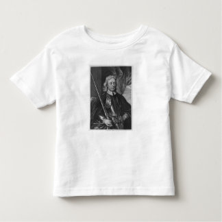Oliver Cromwell  illustration Toddler T-shirt